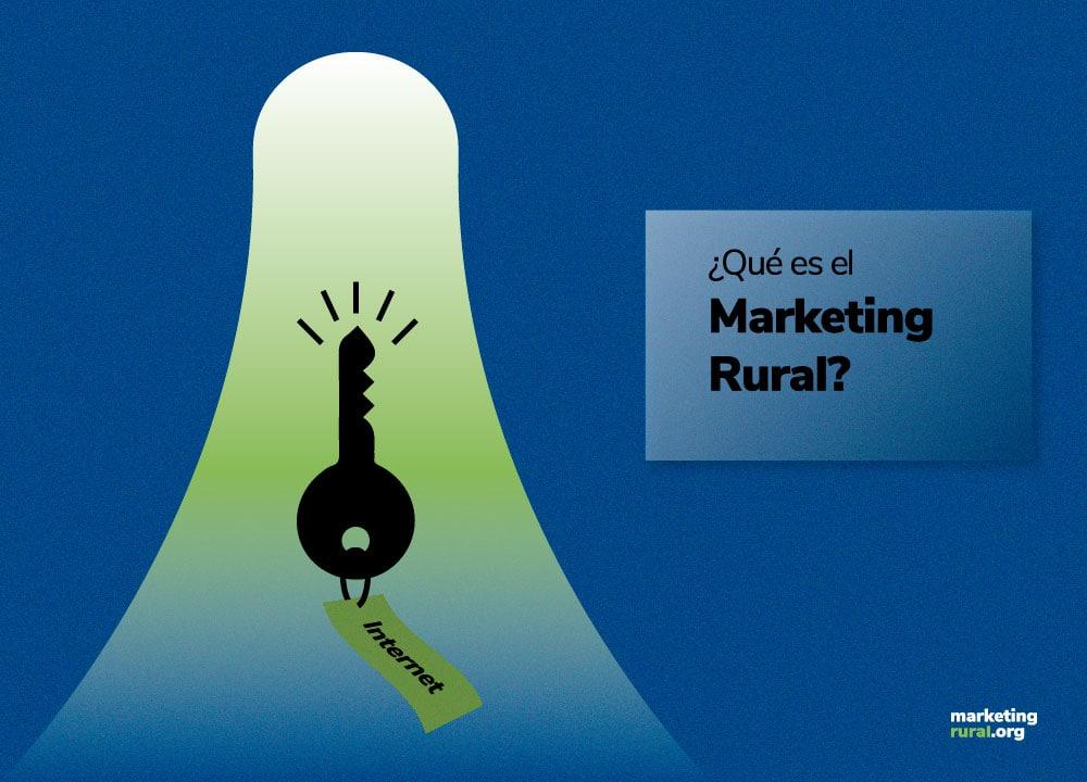 qué es el marketing rural