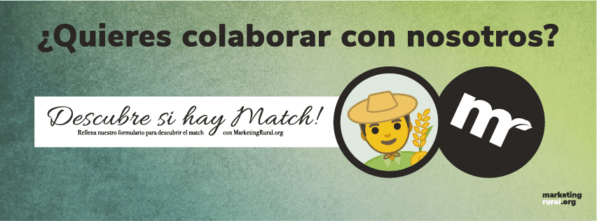 Match para empresas MarketingRural.org