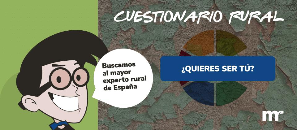 Cuestionario rural