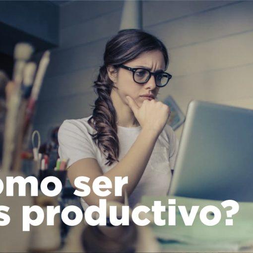 Cómo mejorar tu productividad